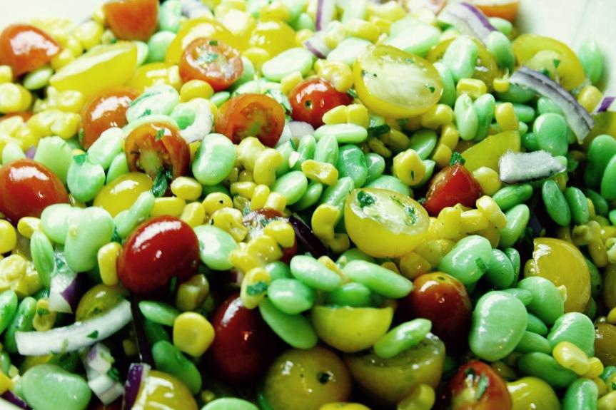 Supper Club Summer Salad 3 - Ken Johnson (1)